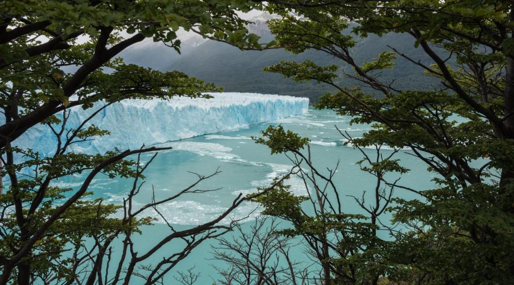 Image of Perito Moreno Glacier. Photo by Eduardo Libby