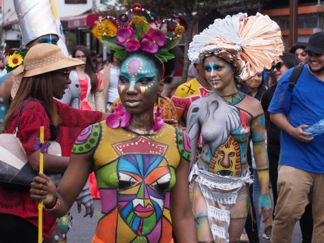 Festival flores de la diaspora africana 2019